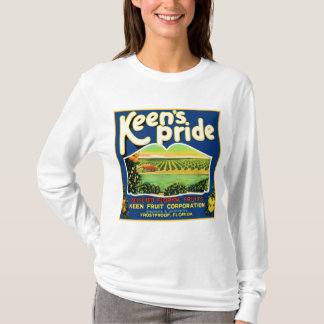 Keen's Pride  Frostproof Florida Label T-Shirt