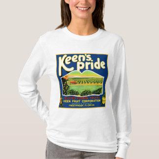 Keen's Pride  Frostproof Florida Label T-Shirt