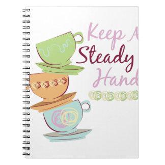 Keep A Steady Notebook