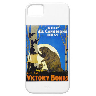 Keep All Canadians Busy iPhone SE/5/5s Case