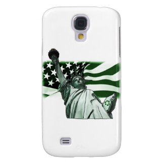 Keep America Beautiful Galaxy S4 Cases