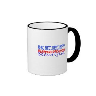 Keep America Beautiful Mug