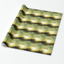Keep An Open Mind Wrapping Paper