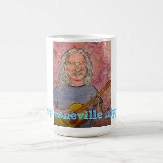 Keep Asheville Hippie Coffee Mug