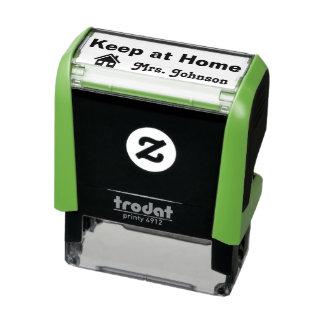 Keep at Home Teacher's Stamp