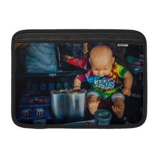 Keep Austin Weird Toy MacBook Air Sleeves