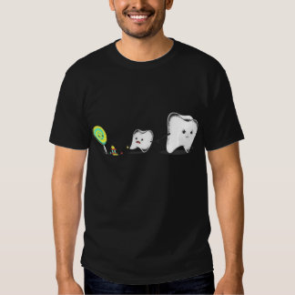Keep away from cavities t-shirts