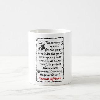 Keep & Bear Arms Coffee Mug