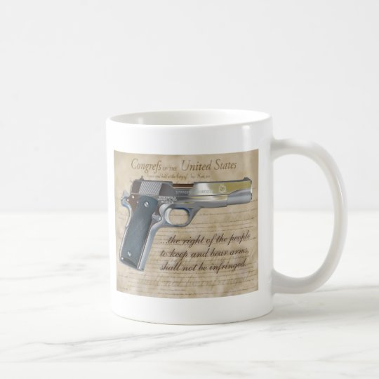 Keep & Bear Arms Mug