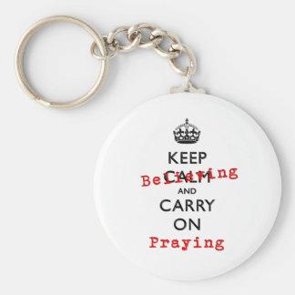 KEEP BELIEVING KEYCHAIN