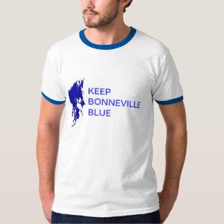 Keep Bonneville Blue T-shirt