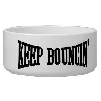 Keep Bouncin' Bowl