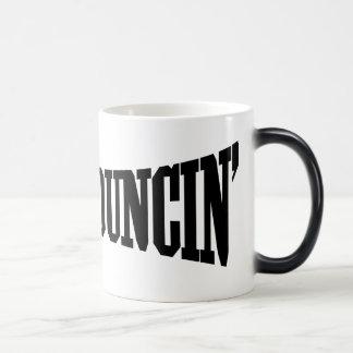 Keep Bouncin' Magic Mug