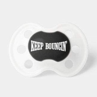 Keep Bouncin' Pacifier