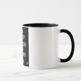 Keep Breizh and curry one Mug