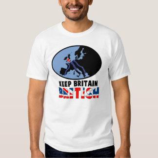 Keep Britain British Shirt