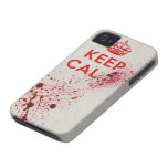 Keep Cal..Bang! Iphone 4/4s Case iPhone 4 Cases