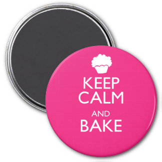 KEEP CALM AND BAKE MAGNET