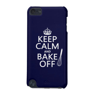 Keep Calm and Bake Off iPod Touch 5G Cover