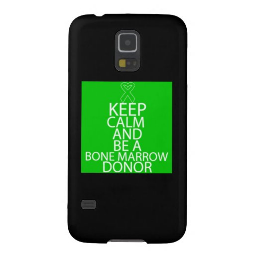 Keep Calm and Be a Bone Marrow Donor Galaxy Nexus Covers