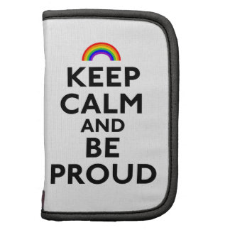 Keep Calm and Be Proud Organizer