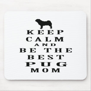 i love my daddy electronics tech accessories zazzle Continuum Tech keep calm and be the best pug mom mouse pad