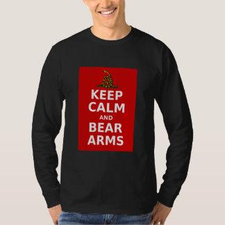 Keep Calm and Bear Arms T-Shirt