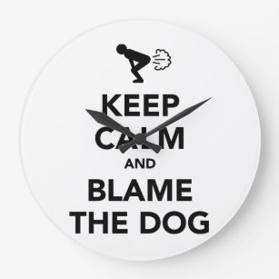 Keep Calm And Carry On Wall Clocks Zazzle