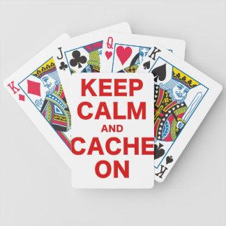 Keep Calm and Cache On Card Deck