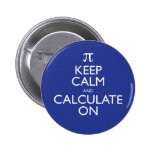 Keep Calm and Calculate On Pins