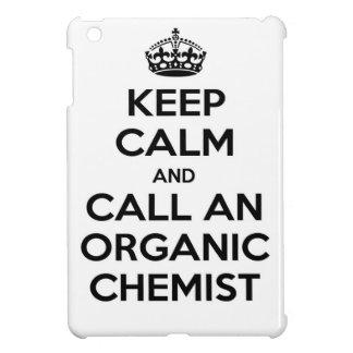 Keep Calm and Call an Organic Chemist iPad Mini Cover