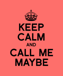 KEEP CALM AND CALL ME MAYBE - Halloween -.png T-shirts