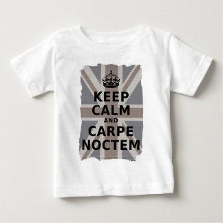 KEEP CALM AND CARPE NOCTEM T-SHIRT