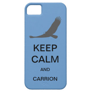 KEEP CALM AND CARRION CaseMate iPhone 5 Case