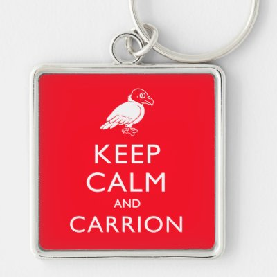 KEEP CALM and LOVE ANIMALS KEYRINGS Various Animal Designs Available