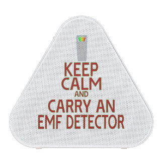 Keep Calm and Carry an EMF Detector (Parody) Speaker