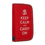 Keep Calm and Carry Om Mini Planner