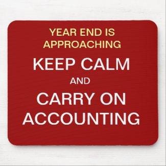 mousemat accounting funny
