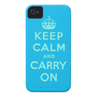 keep calm and carry on iPhone 4 covers