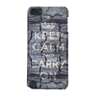 keep calm and carry on iPod touch 5G covers