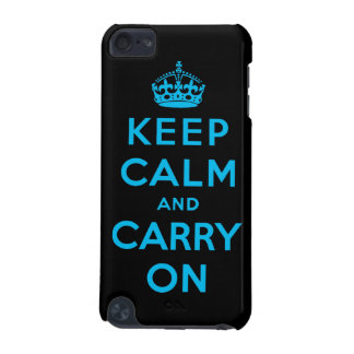 keep calm and carry on iPod touch 5G cover