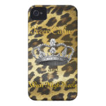Keep Calm and Carry On (in High Heels) Case-Mate iPhone 4 Cases