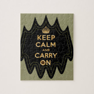Keep Calm and Carry On ,multiple products selected Jigsaw Puzzle