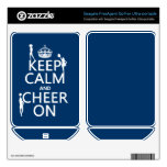 Keep Calm and Cheer On (cheerleaders)(any color) FreeAgent GoFlex Skins