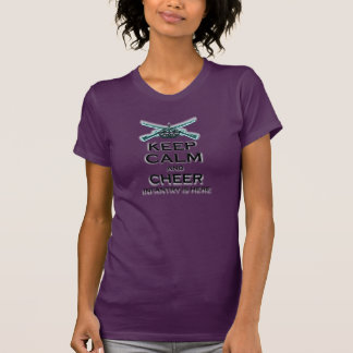 Keep Calm and Cheer... T-Shirt