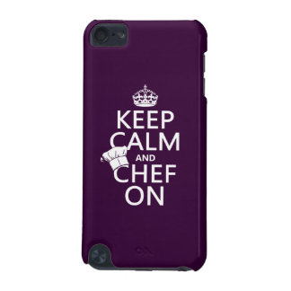 Keep Calm and Chef On iPod Touch (5th Generation) Cover