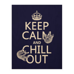 Keep Calm and Chill Out (sloths) 11