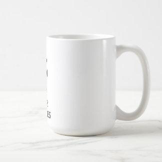 Keep Calm and Cite Your Sources Classic White Coffee Mug