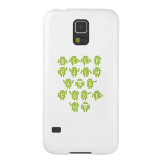 Keep Calm And Code On Software Developer Bugdroid Case For Galaxy S5