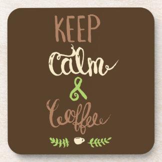 Coffee Quotes Drink Beverage Coasters Zazzle